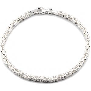 Silberarmband  Königsarmbänder - Silber Armband - Silberarmband - Silber ...